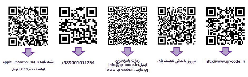 QR-Code+Type+Content